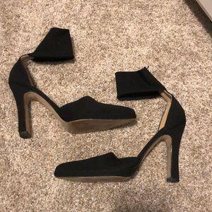Sexy black heels ❤️